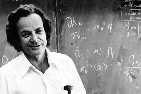 The philosophy of Richard Feynman - Featured image